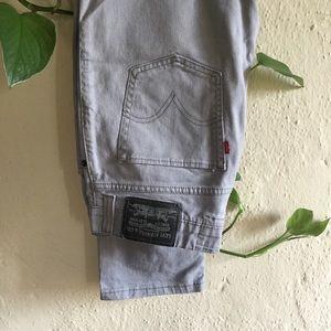 Men's Levi's 510 Super Skinny Jean - grey wash